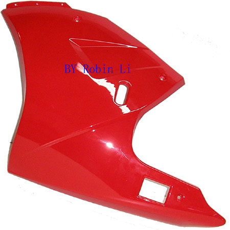 2 stroke 49cc pocket bike Fs509 Red Side fairing Set